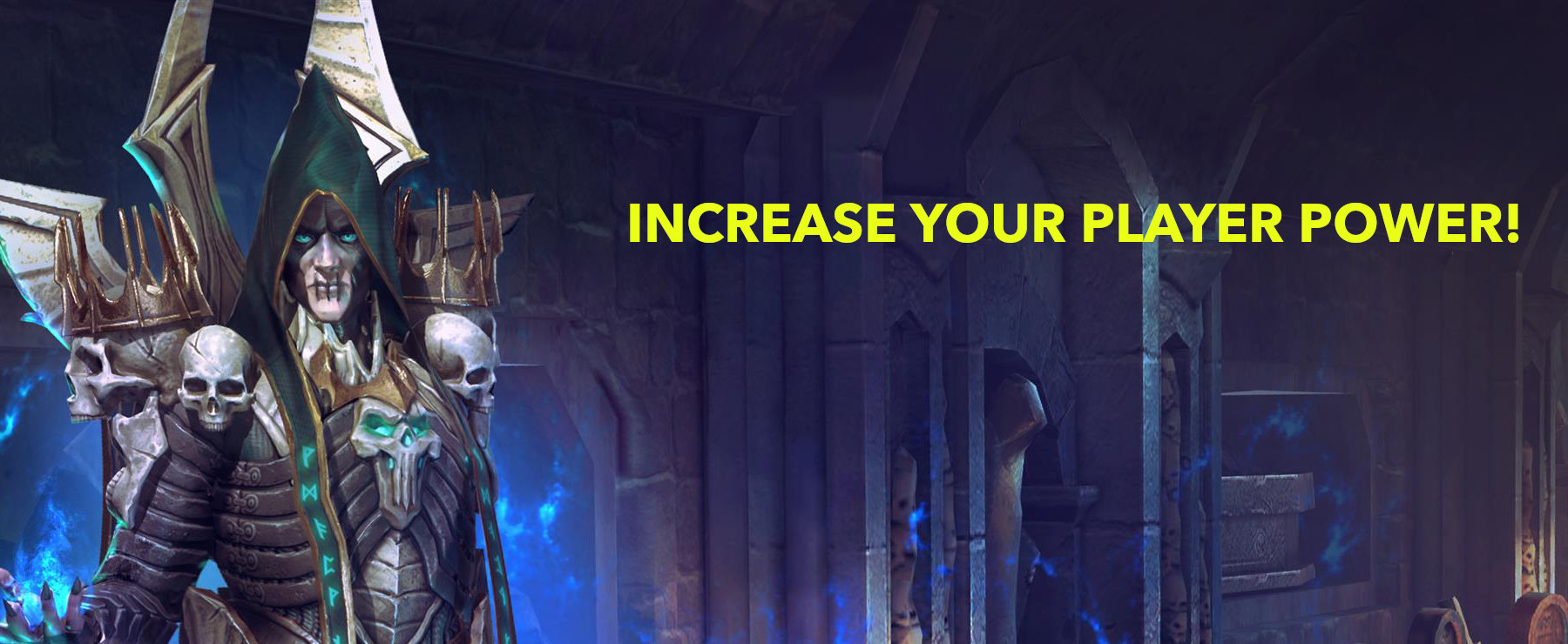 Increasing your Player Power