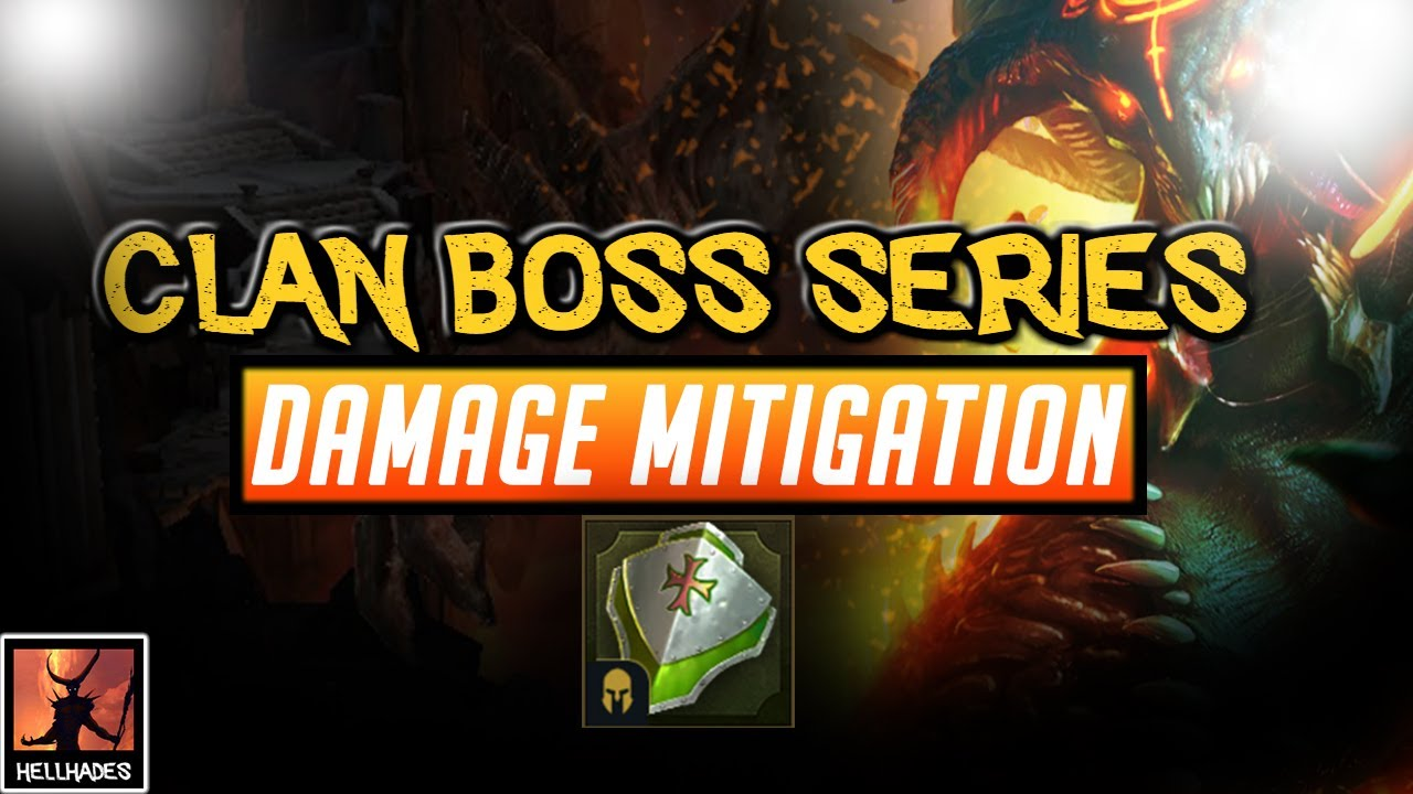 Episode 10: Damage mitigation