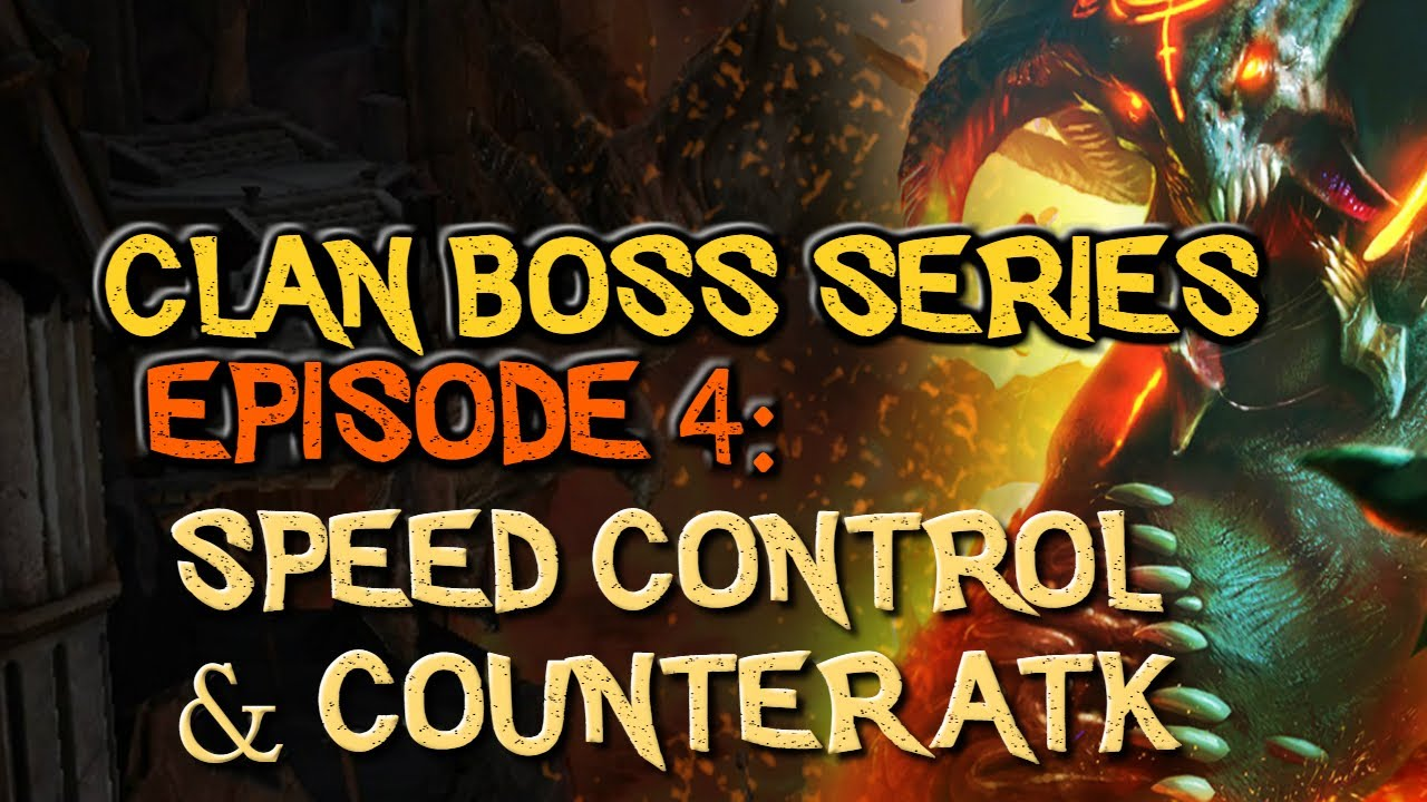 Episode 4: Speed, Speed Tuning & Counter Attacking Exposed