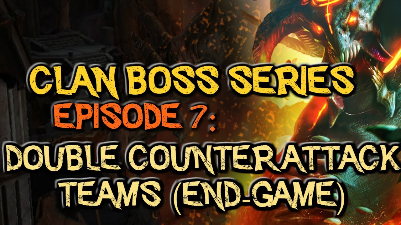 Episode 7: Double counterattack team