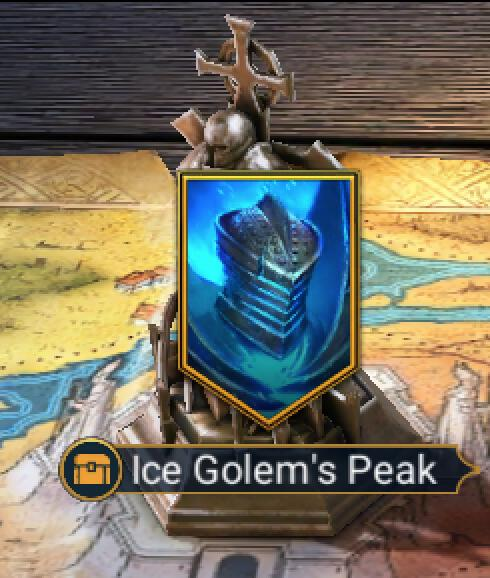What are the best champions for the Ice Golem's Peak ?