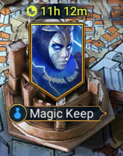 What are the best champions for the Magic Keep ?