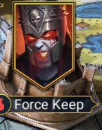 What are the best champions for the Force Keep ?
